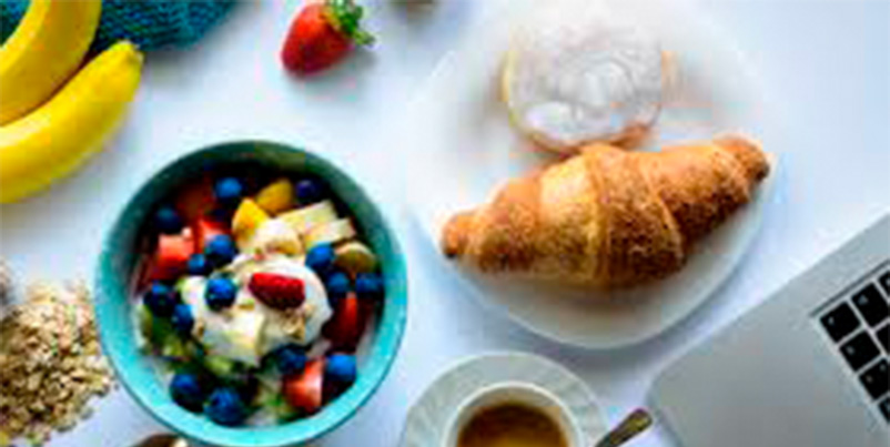 Solidarity breakfast