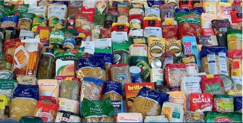 Christmas Foodbank campaigns