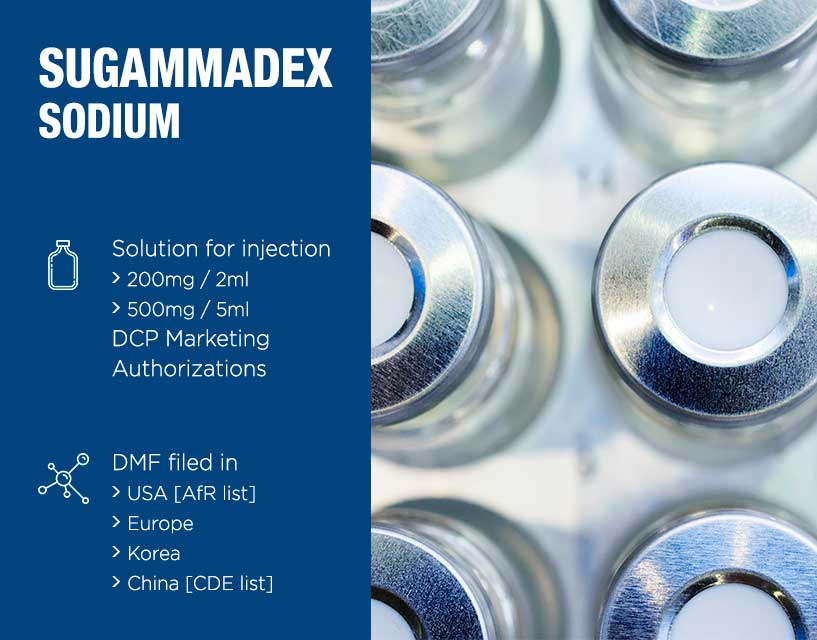 Sugammadex Sodium