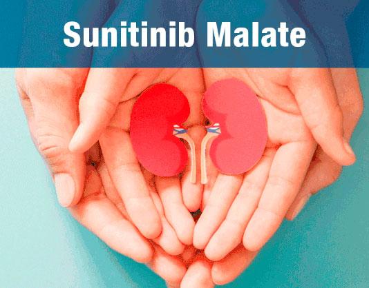 Sunitinib Malate by Medichem: manufactured in the EU, available worldwide