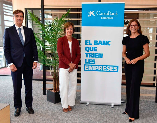 CaixaBank Businesswoman Community